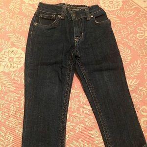 NWOT Ralph Lauren Bowery Skinny Jeans 24m